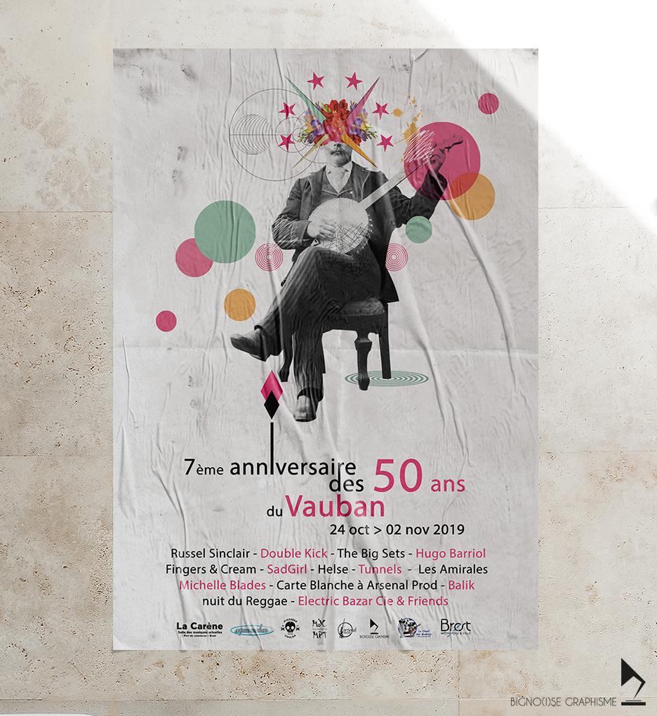 Poster Vauban 2019